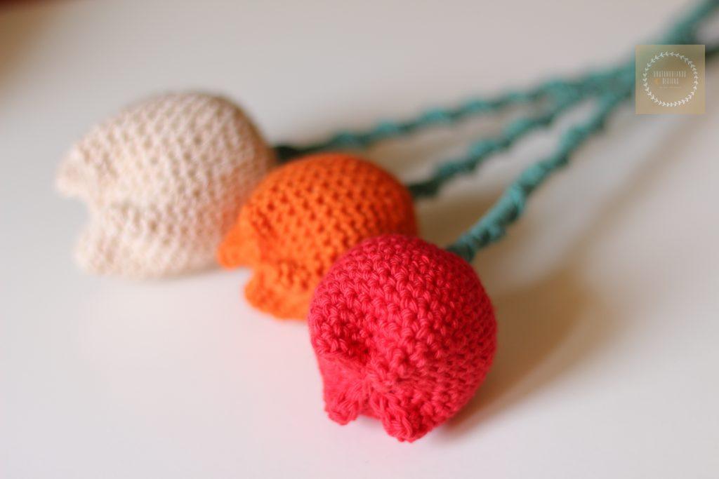 Flor de ganchillo o crochet
