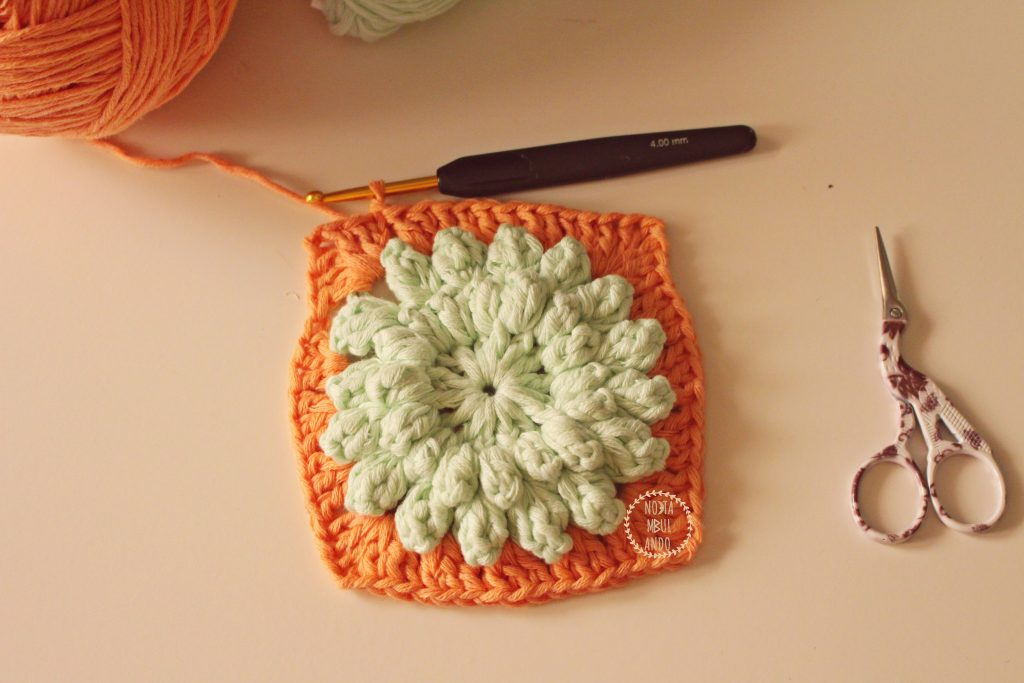 granny square flor