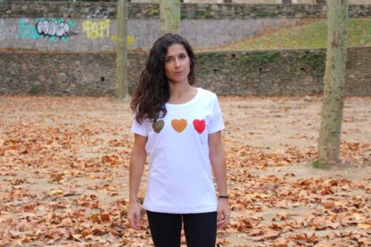 camiseta corazon