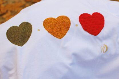 corazon ganchillo crochet