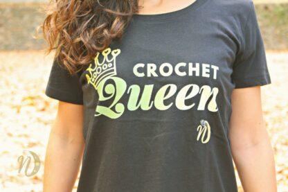 camiseta crocheteras