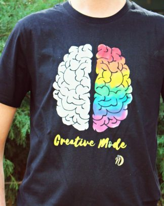 Camiseta Creative Mode