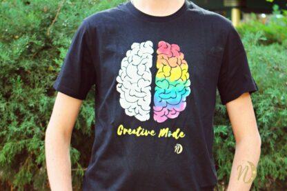 Camiseta Creative Mode