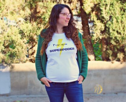 tejer es mi superpoder