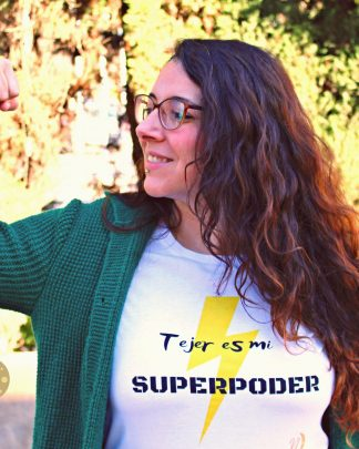camiseta superpoder