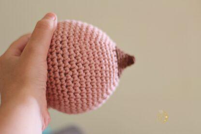 teta ganchillo crochet