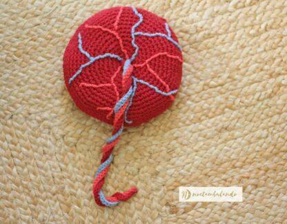placenta tejida