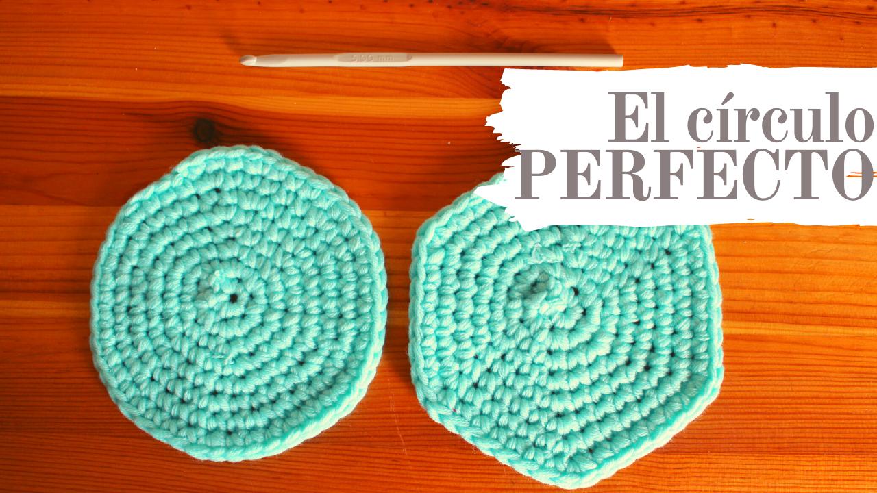 circulo perfecto crochet